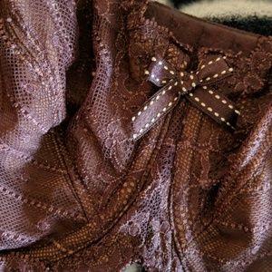 Chantelle Intimates & Sleepwear - Chantelle Brown Bra Size 32DDDD
